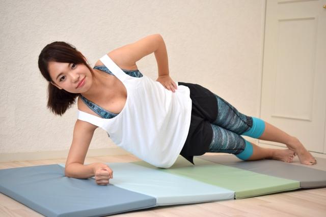 まずは筋肉をつけることから始める