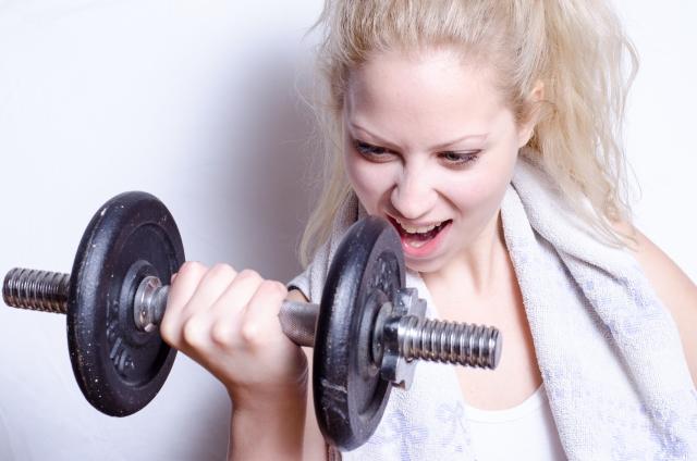 筋トレで筋肉がつくと痩せられる