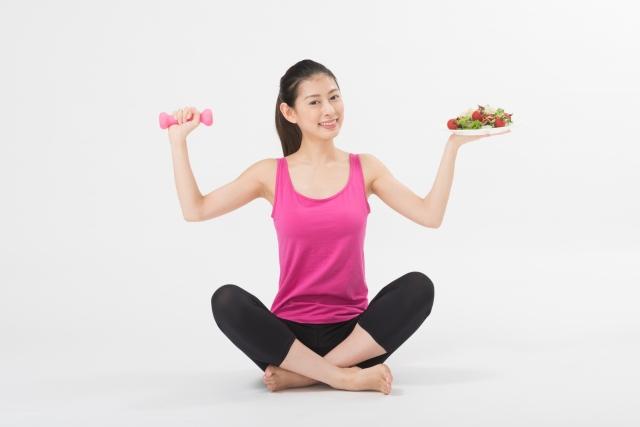 運動と食事の両方大事!ボディメイクを成功させるポイントは栄養管理