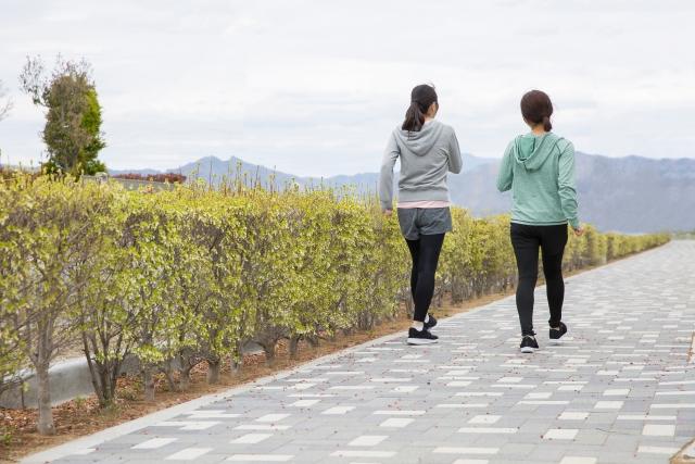 40代女性でも簡単にできる運動とは