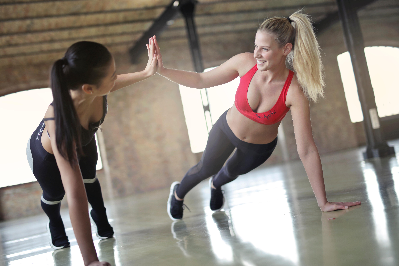 運動量を調整しやすいので続けやすい