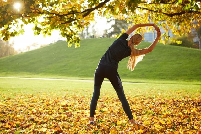 むくみを改善するには運動をする