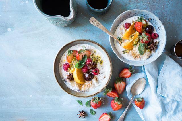 栄養をしっかりと摂るのは健康の基本