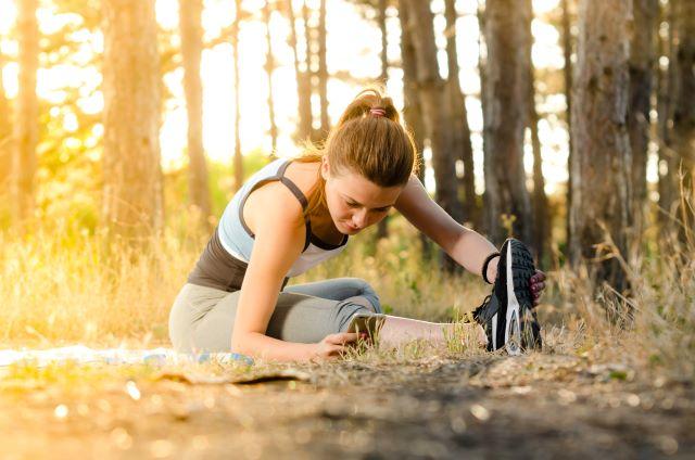 健康のための運動は自分に合わして行うこと